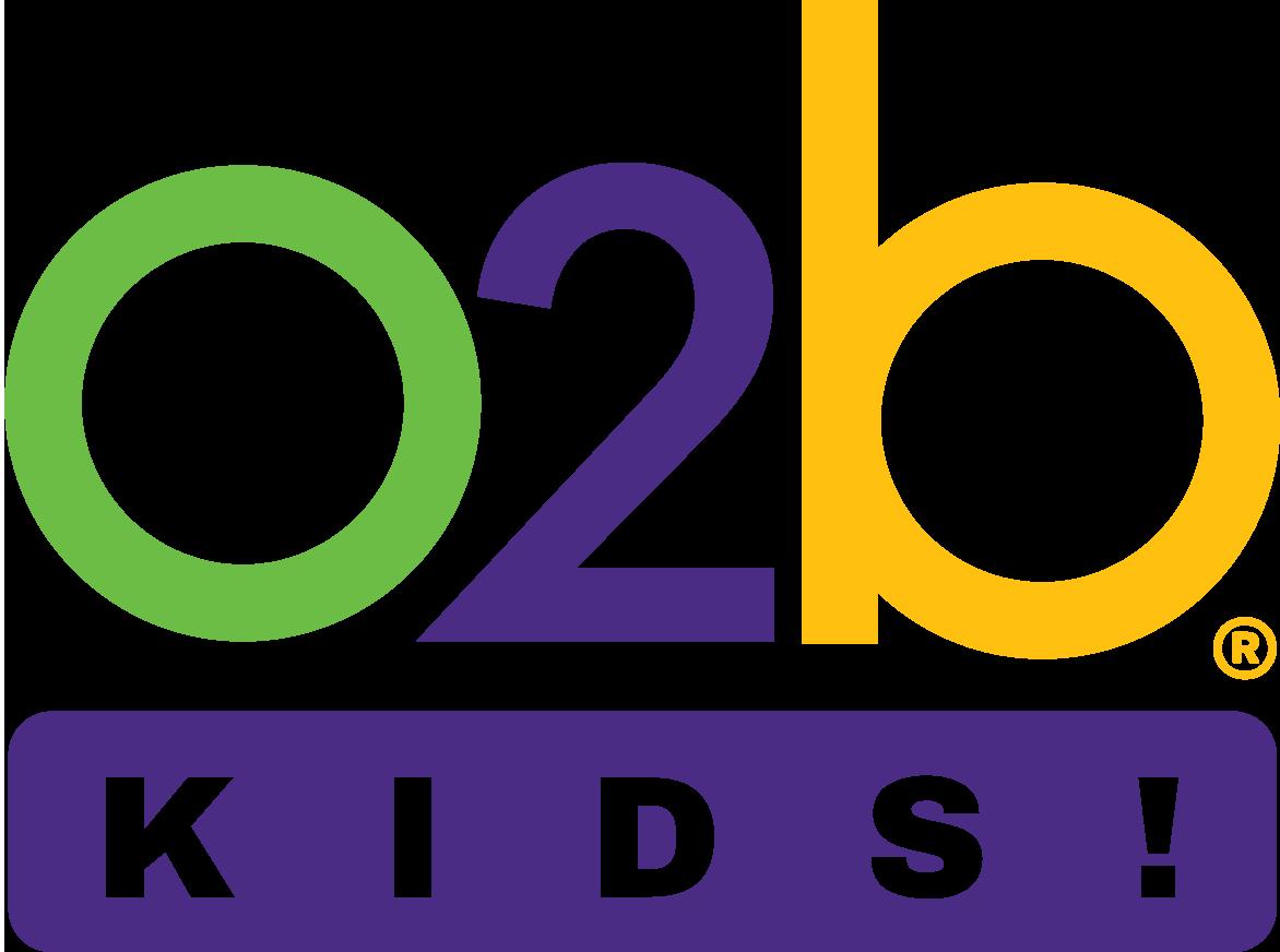 o2b kids logo